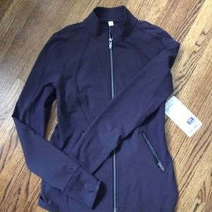 Lululemon Sleek Essentials Zip Jecket